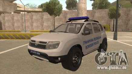 Dacia Duster Granična Policija wurde für GTA San Andreas