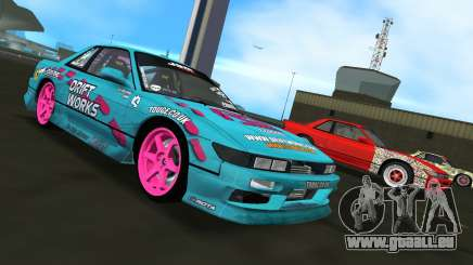 Nissan Silvia S13 Drift Works pour GTA Vice City