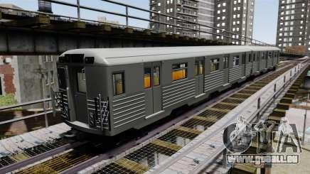 Nouveaux wagons pour GTA 4