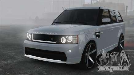 Range Rover Sport Autobiography 2013 Vossen pour GTA 4