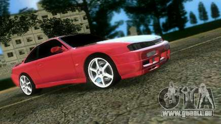 Nissan Silvia S14 Light Tuning pour GTA Vice City