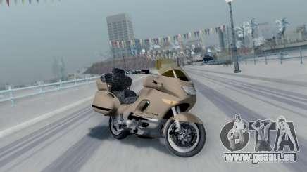 BMW K1200LT für GTA San Andreas