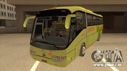 Higer KLQ6129QE - Super Five Transport S 023 pour GTA San Andreas