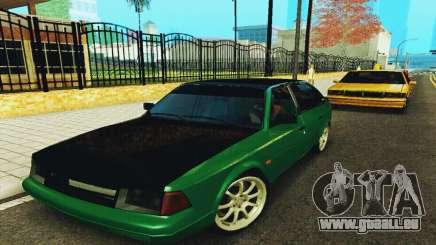2141 AZLK schwarz Tuning für GTA San Andreas