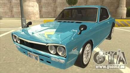 Nissan Skyline 2000 GT-R RB26DETT Black Revel für GTA San Andreas