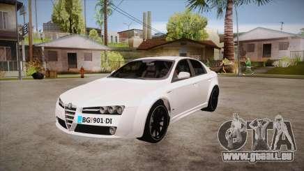 Alfa Romeo 159 für GTA San Andreas
