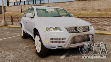 Volkswagen Touareg 2002 pour GTA 4
