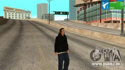 Nouveau KentPaul pour GTA San Andreas