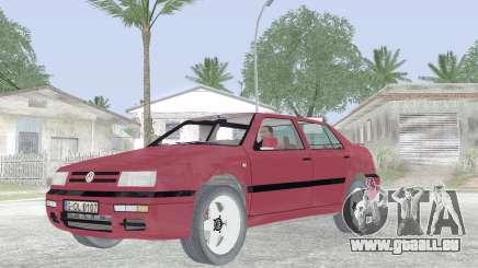 Volkswagen Vento für GTA San Andreas