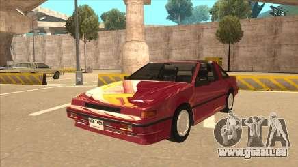 Nissan EXA L.A. Version für GTA San Andreas