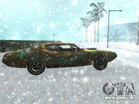 Ford Torino Rusty für GTA San Andreas linke Ansicht