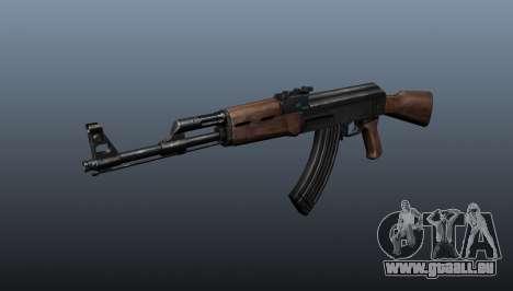 AK-47 v3 pour GTA 4