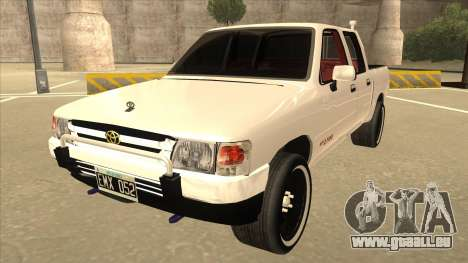 Toyota Hilux 2004 pour GTA San Andreas