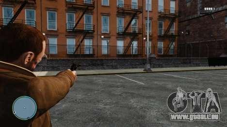 Counter-strike en forme de croix pour GTA 4