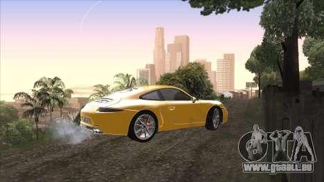 ENB pour PC de OlliTviks pour GTA San Andreas quatrième écran