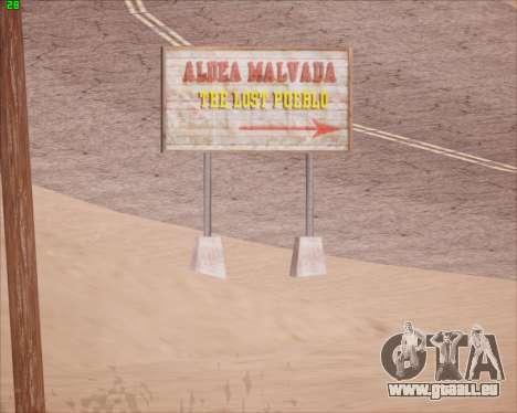 SA Graphics HD v 2.0 für GTA San Andreas siebten Screenshot