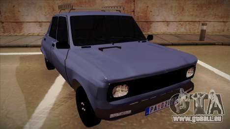 Zastava Skala 55 pour GTA San Andreas laissé vue