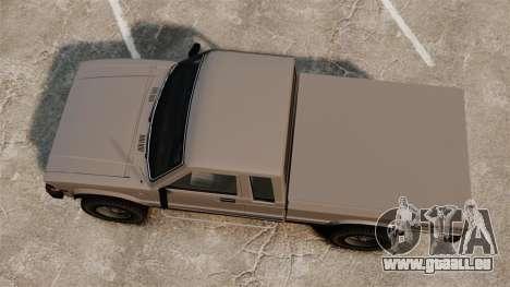 Karin Rebel 4x4 für GTA 4 rechte Ansicht