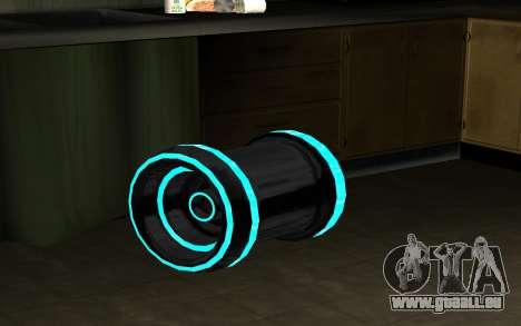 Blaster für GTA San Andreas zweiten Screenshot