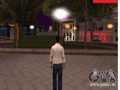 New hmyri pour GTA San Andreas troisième écran