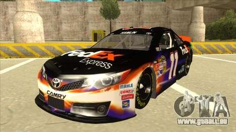 Toyota Camry NASCAR No. 11 FedEx Express für GTA San Andreas