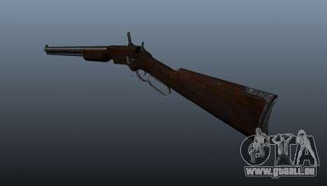 Carabine levier Henry pour GTA 4 secondes d'écran