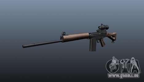 Fusil FN FAL pour GTA 4