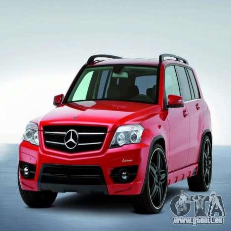 Écrans de chargement Mercedes-Benz pour GTA 4