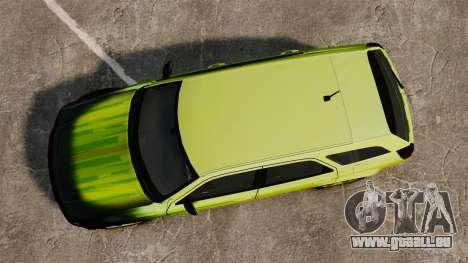 Dodge Magnum West Coast Customs pour GTA 4 est un droit