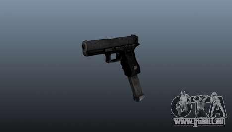 Glock 18 Akimbo MW2 v1 pour GTA 4