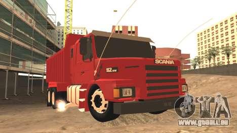 Scania 112HW für GTA San Andreas