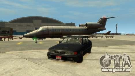 Mitsubishi Galant für GTA 4