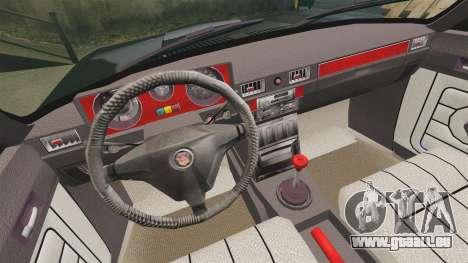 Volga gaz-2410 v3 pour GTA 4 est un côté