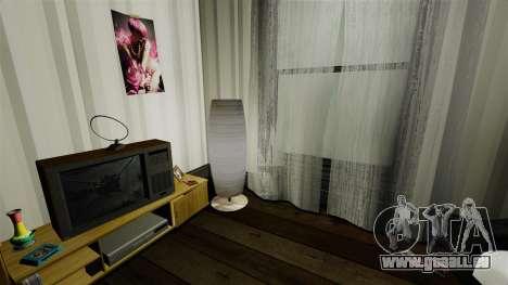 Stilvolles Apartment Bokhan für GTA 4 weiter Screenshot