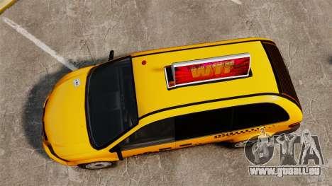 Dodge Grand Caravan 2005 Taxi LC für GTA 4 rechte Ansicht