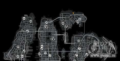 Château pour GTA 4 septième écran