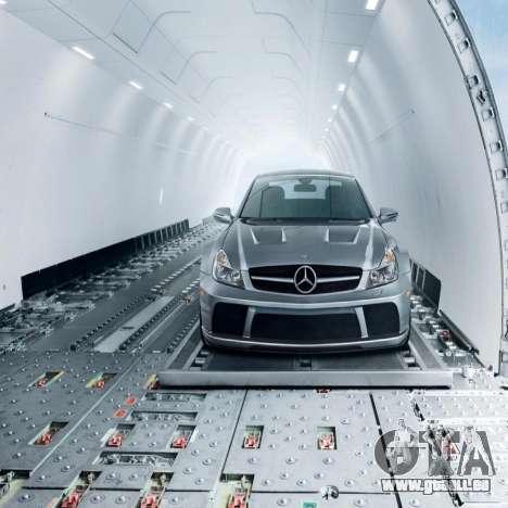 Écrans de chargement Mercedes-Benz pour GTA 4 troisième écran