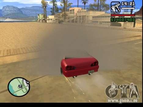 GTA V to SA: Burnout RRMS Edition für GTA San Andreas zehnten Screenshot