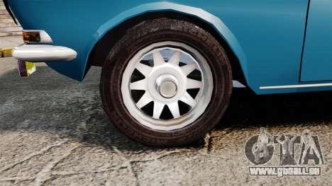 Volga gaz-2410 v3 pour GTA 4 Vue arrière