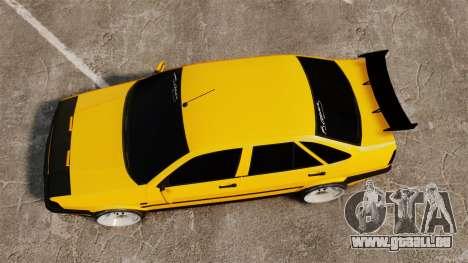Fiat Tempra TR KeremAkca Edit für GTA 4 rechte Ansicht