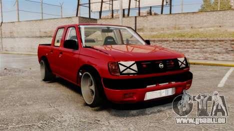 Nissan Frontier D22 für GTA 4