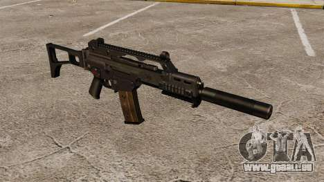 HK G36C assault rifle v2 pour GTA 4