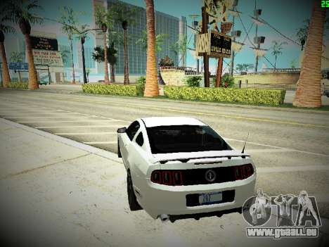 ENBSeries By DjBeast V2 für GTA San Andreas fünften Screenshot