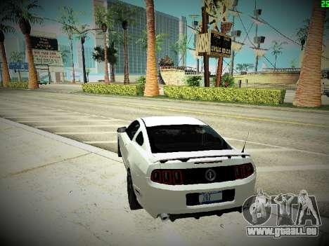 ENBSeries By DjBeast V2 pour GTA San Andreas cinquième écran
