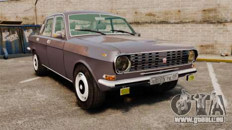 Volga gaz-2410 v2 pour GTA 4