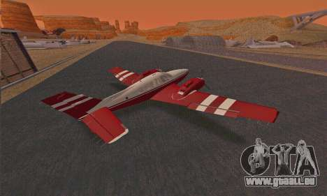 Rustler GTA V für GTA San Andreas rechten Ansicht