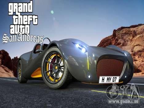 Nouveaux écrans de chargement pour GTA San Andreas neuvième écran