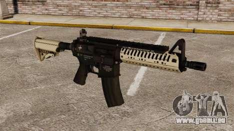 Automatique carabine M4 VLTOR v3 pour GTA 4