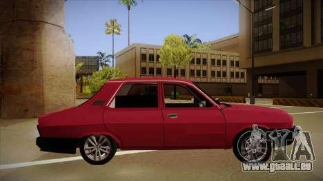 Dacia 1310 Berlina Tuning für GTA San Andreas zurück linke Ansicht