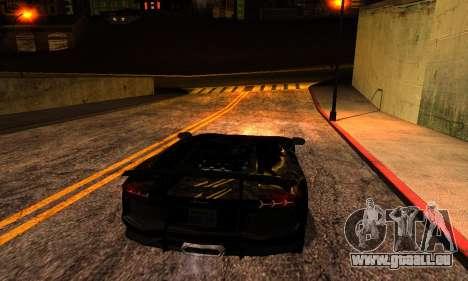 ENBSeries By Avatar pour GTA San Andreas neuvième écran